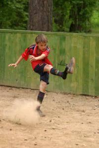 Новости футбола: Как увеличить силу удара