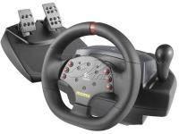 Автоспорт: При торможении бьет руль