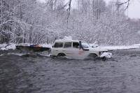Автоспорт: Не зная броду  полезли в воду