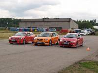 Автоспорт: Тест драйв