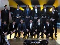 Новости футбола: Символическая сборная 2010