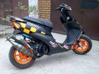 Мотоспорт: Honda Dio Zx покупать или нет
