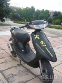 Мотоспорт: что лучше  Honda Dio 35zx или Suzuki zz