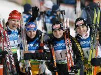 Остальные виды спорта: Женская сборная Германии