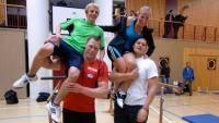 Остальные виды спорта: Совместная тренировка  1 10 2011 в 16 30 на Источнике
