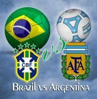 Остальные виды спорта: Бразилия vs  Аргентина