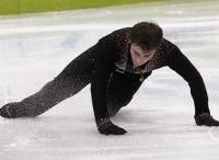 Остальные виды спорта: Signature campaign Joubert and figure skating for future