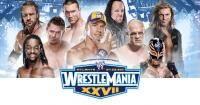 Остальные виды спорта: WWE WrestleMania XXVII Обсуждение шоу ведется только тут Возможны спойлеры Тема закрыта