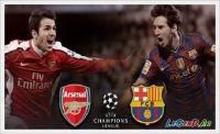 Новости футбола: Арсенал vs Барселона 30 3103 Первый матч
