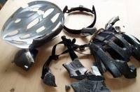 Остальные виды спорта: Можноли убрать со шлема царапины