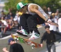 Остальные виды спорта: Лучший райдер сезона 2010 в категории  Скейт