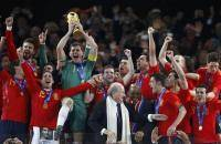 Остальные виды спорта: Сборная Испании   ЧЕМПИОНЫ МИРА 2010