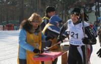 Остальные виды спорта: Маркировка лыж