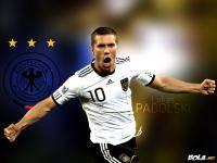 Новости футбола: Лукас Подольски установил рекорд