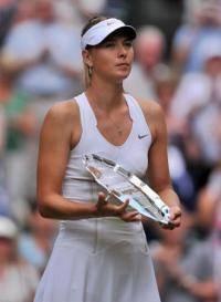 Остальные виды спорта: Ваша любимая теннисистка опрос