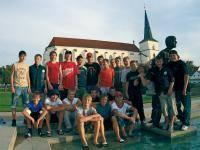 Остальные виды спорта: Команда СКА Петергоф 93