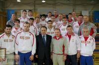 Остальные виды спорта: приезд и встреча сборной в москве
