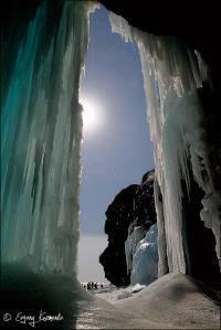 Остальные виды спорта: Ледопад 2008