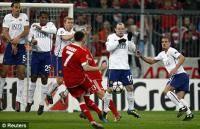 Новости футбола: Бавария 2 1 МЮ  Лион 3 1 Бордо