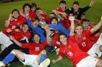 футбол молодежный