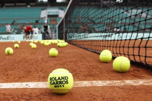 Новости тенниса: Roland Garros 2011