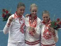 Новости тенниса: Золотой пьедестал группы Любители большого тенниса Женщины   2010