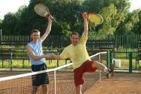 Новости тенниса: Летнее первенство Новгородской области по теннису