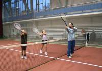 Новости тенниса: сколько ты занимаешся больгшим теннисом
