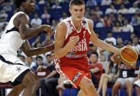 Новости баскетбола: Сборная России
