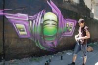 Новости баскетбола: Заказывайте граффити бесплатно