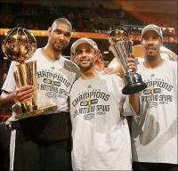 Новости баскетбола: Сан Антонио   чемпион