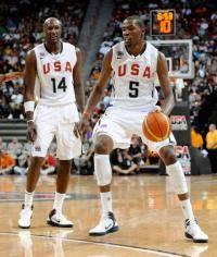 Новости баскетбола: Китай или США  голосуем все