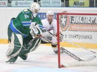 Новости хоккея: Кто лучший вратарь Салавата Юлаева