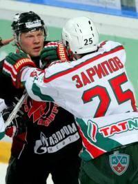 Новости хоккея: Ак Барс   Авангард 3 2 д в