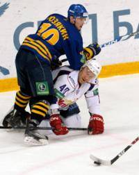 Новости хоккея: Атлант  Металлург МГ кто победит