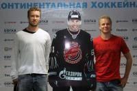 Новости хоккея: Если бы у вас была бы возможность обменять Карри Рамо ХК АВАНГАРД на Мартина Бродо Нью Джерси На оди