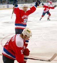 Новости хоккея: Самая красивая болельщица за Ак барс