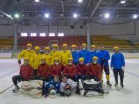 Новости хоккея: 7 00 часов 10 марта  супер финал матч за путевку в высшую лигу АкжайыкКазахстан БоровичиРоссия