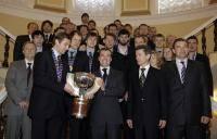Новости хоккея: Лучший игрок в сборной России по хоккею