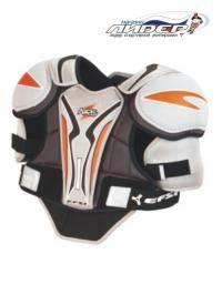 Новости хоккея: Щитки  нагрудник трусы  шлем  налокотники