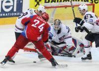 Новости хоккея: Россия   США  ЧМ 2009  Матч восьмой  12 финала