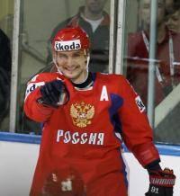 Новости хоккея: Сергей ФедоровМагнитка