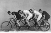 Велоспорт: Падения  забавные случаи