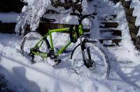Велоспорт: Катание в зимних условиях