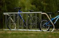 Велоспорт: варианты велопарковок