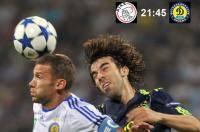 Новости футбола: Динамо   Аякс  Ваши прогнозы
