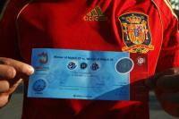 Новости футбола: Выиграл билеты на Евро 2012