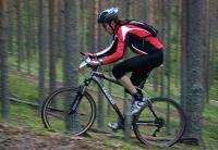 Велоспорт: Первые в Ханты Мансийске соревнования по горному велосипеду