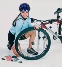 Велоспорт: Ремонт и обслуживание велосипеда