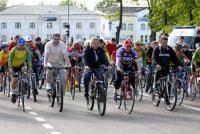 Велоспорт: Велопробег Дорога Минина